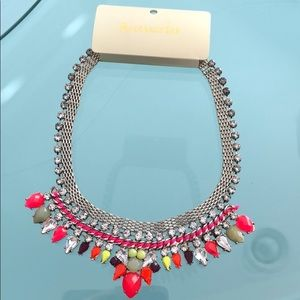 NEW Accessorize Statement Necklace - With Tag